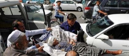 """وزير الدفاع الأمريكي يعتذر عن """"غارة خاطئة"""" قتلت 10 مدنيين في كابول"""
