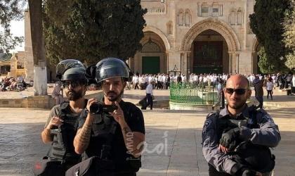 أوقاف رام الله ترصد الانتهاكات الإسرائيلية خلال شهر أبريل