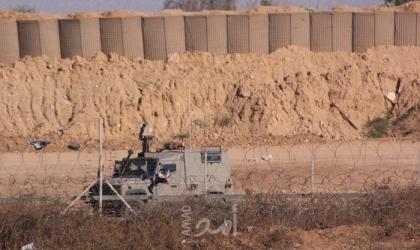 جيش الاحتلال يستهدف الأراضي الزراعية شرق خانيونس
