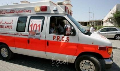نابلس: وفاة مواطن وعدة إصابات جراء حادث سير