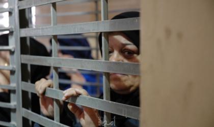 """محكمة الاحتلال تمدد اعتقال ثلاث أسيرات في سحن """"الجلمة"""""""
