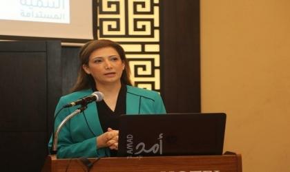 د. عوض، تستعرض أوضاع الفلسطينيين في نهاية عام 2019