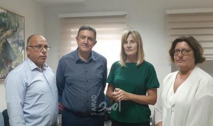 العمري: شركة كهرباء القدس تسلمت الإنذار الأول من المرحلة الثانية للقطعمن كهرباء إسرائيل