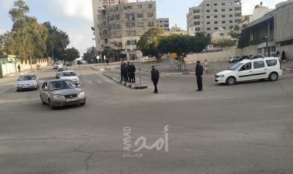 مرور غزة: تسجيل 6 حوادث سير خلال الـ24 ساعة الماضية