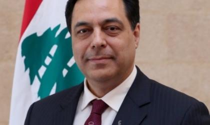 دياب يطالب بتقديم شكوى عاجلة ضد العدوان الإسرائيلي .. وعون: اختراق لأجواء اللبنانية انتهاك جديد