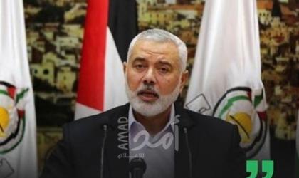 """هنية ينعى ابن عمه """"أبو جياب"""" القيادي في الديمقراطية"""