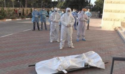 """سلفيت: وفاة مواطن إثر إصابته بفيروس """"كورونا"""""""