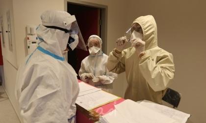 """الصحة الفلسطينية تسجل 22 حالة وفاة و1923 إصابة جديدة بفيروس """"كورونا"""""""
