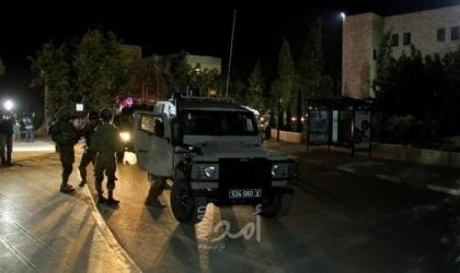قوات الاحتلال تعتقل 3 شبان بالقدس المحتلة ومستوطنون مركبات المواطنين جنوب نابلس
