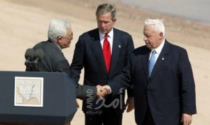 صحيفة عبرية: شارون خطط جديًا لانسحاب أحادي من الضفة بعد الخروج من غزة