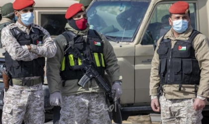 """الأردن: 7 وفيات و502 إصابة بـ """"كورونا"""""""