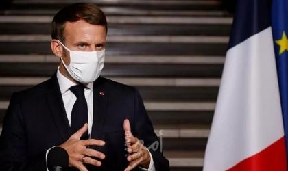 """ماكرون يهاجم القادة السياسيين في لبنان: """"حلف شيطاني"""""""