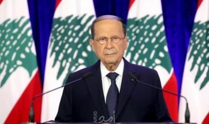 للمرة الأولى..لبنان: جعجع يطالب عون بالاستقالة