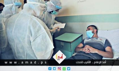 """العقاد لـ """"أمد"""": تم افتتاح قسم رابع من العناية المركزة لاحتواء مرضى """"كورونا"""""""