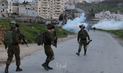 القدس: إصابات واعتقالات في مواجهات مع قوات الاحتلال بالعيسوية