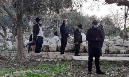 اصابة مواطن في اعتداء مستوطنين عليه في القدس