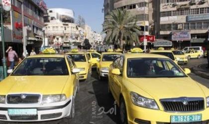 """""""النقل والمواصلات"""" تصدر قرارات جديدة للسائقين في الضفة"""