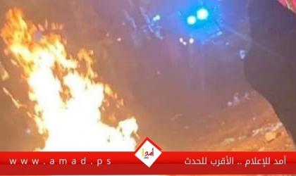 نابلس: أمن السلطة يقتحم مخيم بلاطة  وحدوث مواجهات مع المواطنين- فيديو وصور