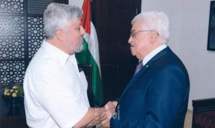 """الإسرائيلي باسكين يطالب """"صديقه"""" الرئيس محمود عباس بالرحيل"""