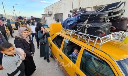 """داخلية حماس تنشر كشف التنسيقات المصرية للمسافرين عبر معبر رفح """"الأحد"""""""