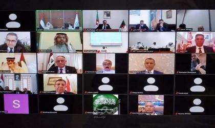 البرلماني العربي يؤكد مركزية القضية الفلسطينية ورفض المشاريع التي تستهدفها