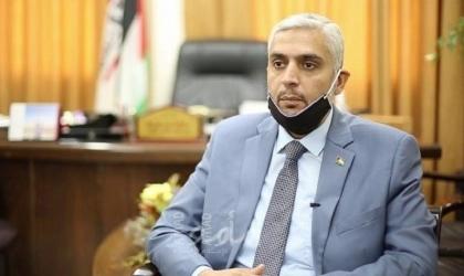 معروف يتحدث حول ملفات مهمة لقطاع غزة