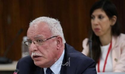 المالكي يرحب بالموقف الأوروبي ويحمل إسرائيل مسؤولية الهروب من استحقاق حل الدولتين