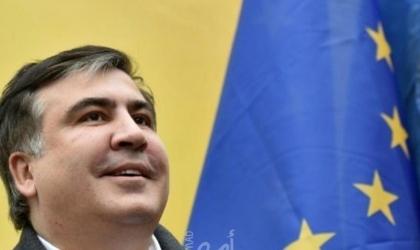 """رئيس جورجيا الأسبق """"ساكاشفيلي"""" يدعو السلطات للسماح بدخوله البلاد لمدة يوم"""