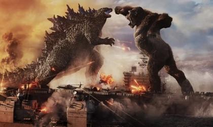 Godzilla vs. Kong ينعش سوق الإيرادات العالمية والصينية