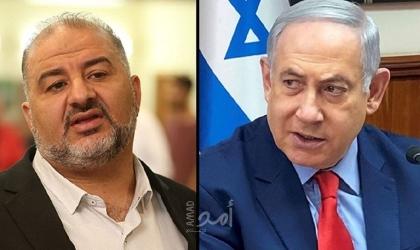 الإرهابي بينيت يرحب بدعم الإسلاموي منصور عباس لحكومة إسرائيلية برئاسة نتنياهو