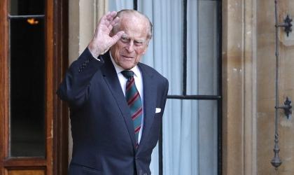 قصر باكنجهام يعلن موعد وتفاصيل جنازة الأمير فيليب