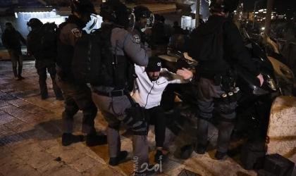 الحملة الدولية للدفاع عن القدس تدين الهجوم على المقدسيين بالتواطؤ مع جيش الاحتلال