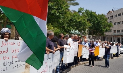 """""""إسرائيل ستواجه بعد نحو 15 عاما مخاطر انهيار داخلية""""...وفلسطينيي شقي الخط الأخضر"""