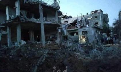 أشغال غزة: نعمل على إزالة المباني الخطرة المقرر هدمها بسبب العدوان