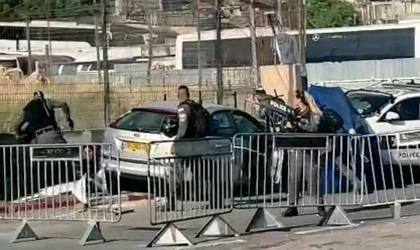 القدس: مستوطنة تدهس فلسطينيًا قرب باب المغاربة