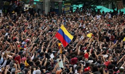"""احتجاجات كولومبيا تهدد """"كوبا أمريكا"""" وسط التجهيز لاستضافة النهائيات"""
