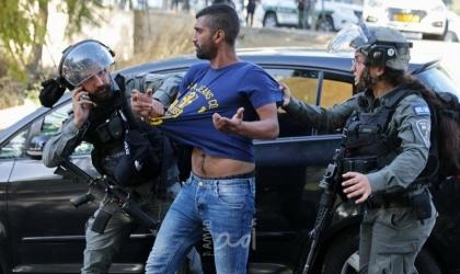قوات الاحتلال تشن حملة اعتقالات بالضفة والقدس..وشبان يرشقون مستوطنين في سلفيت