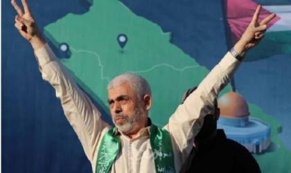السنوار: شعبنا بكل مكوناته  صنع النصر في معركة القدس