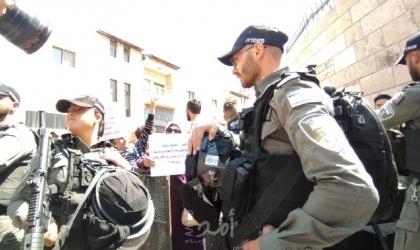 """القدس: أهالي سلوان يدعون للمشاركة بوقفة احتجاجية ضد """"سياسة التهجير القسري"""""""