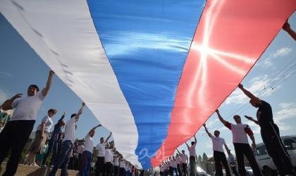 """تهنئة أمريكية لروسيا بـ""""العيد الوطني"""""""