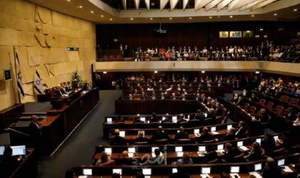 إسرائيل: الكنيست يصادق على ميزانية للعام المقبل في القراءة الأولى