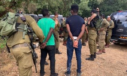 جيش الاحتلال يعلن رصد عملية تسلل من لبنان إلى داخل إسرائيل