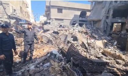 حماس: سنتابع مع الجهات المعنية تداعيات حادث سوق الزاوية وضمان عدم تكراره