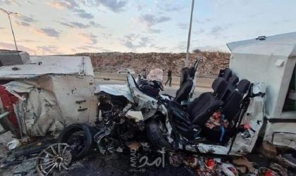 """(11) وفاة و 1199 إصابة بحوادث سير خلال """"أغسطس"""" في الضفة وقطاع غزة"""