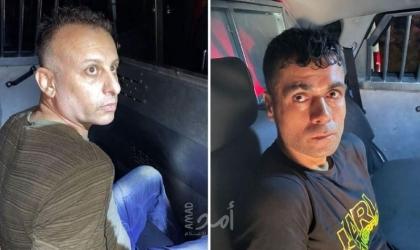 تفاصيل أولية عن كيفية وصول شرطة الاحتلال لأسيري عملية العبور من سجن جلبوع