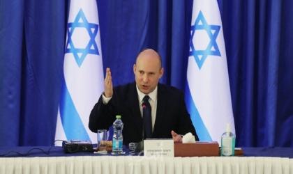 بينيت يتحدث للإعلام العبري حول صفقة التبادل مع حماس