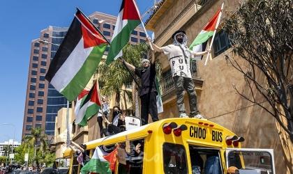 """كاليفورنيا تعتمد منهجاً للدراسات العرقية يتبنى """"الرواية الفلسطينية"""""""