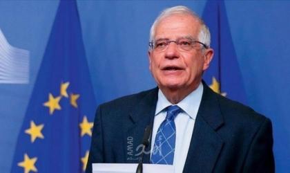 """بوريل: صفقة """"غازبروم وهنغاريا"""" لا تنتهك قوانين الاتحاد الأوروبي"""