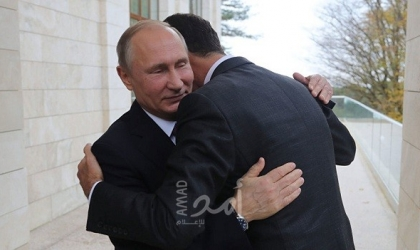 """سبوتنيك: الرئيس الروسي بوتين مستعد لعلاج الأسد وزوجته من """"كورونا""""..لو طلب!"""