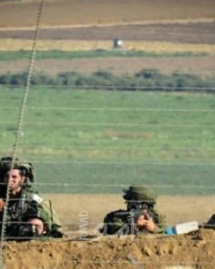 إلقاء عبوة انبوبية تجاه قوات الاحتلال قرب السياج الفاصل مع قطاع غزة